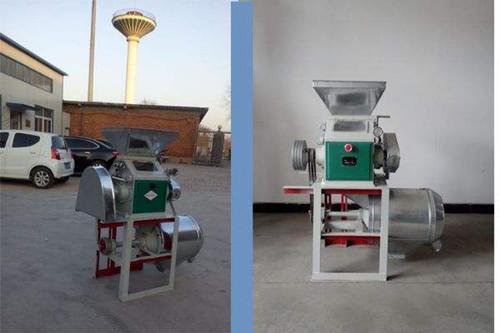 半自动面粉加工设备