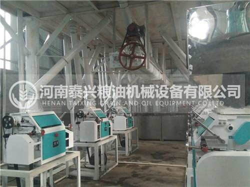 满足哪些条件小麦面粉机才能生产出高精面粉?